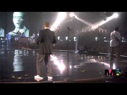 Justin Timberlake - SexyBack / My Love / LoveStoned (Live MTV Europe Music Awards 2006)