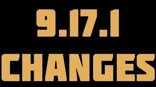 9.17.1 changes.