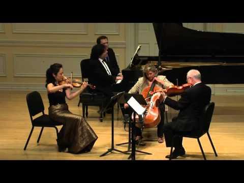 Kwuon, Smirnoff, Robinson, Babayan Concert