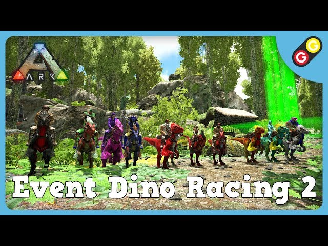 ARK : Survival Evolved - Event Dino Racing 2 [FR]