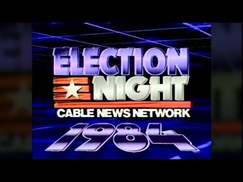 CNN election night flashback