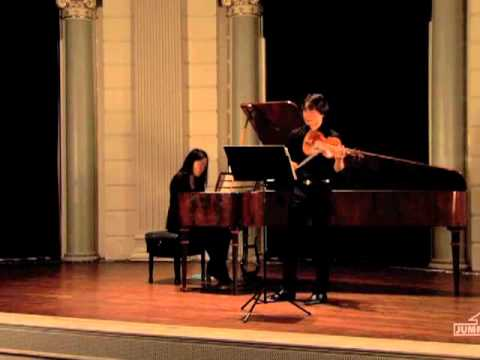 Mozart: Sonata in G major for piano and violin K.379