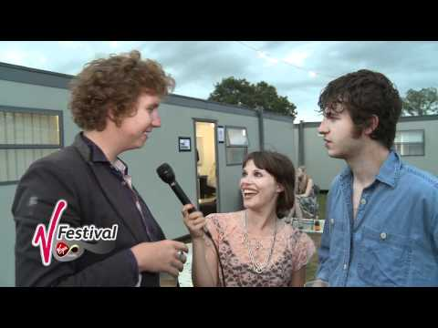 The Kooks talk about different audiences and the writing of the third album.