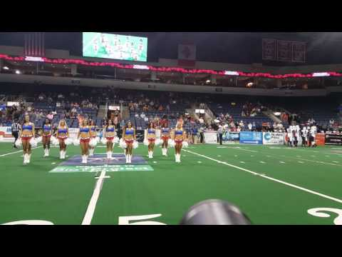 Texas Revolution Dancers 3rd Quarter