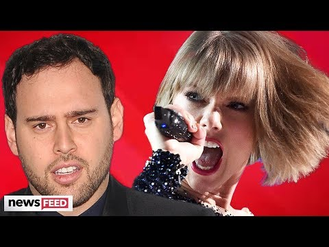 Taylor Swift EXPOSES Scooter Braun!!!