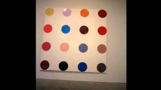 Damien Hirst Spot Paintings at GAGOSIAN