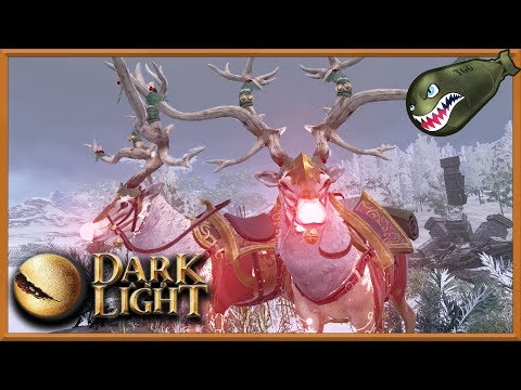 Dark and Light  Winter 2017 Update Krampus, Reindeer, Dye, & More Dark and Light  & Updates