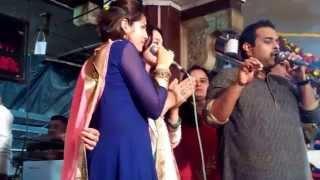 """Morya Re Bappa Morya Re"" Performed by Shankar Mahadevan, A Bhandari"