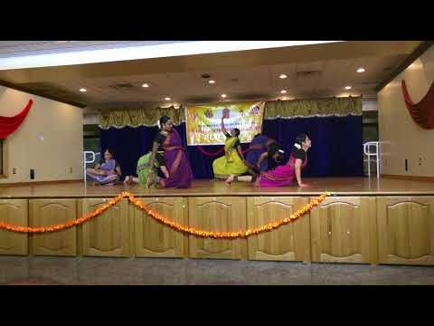Vanarangal Kani குற்றாலக் குறவஞ்சி - Pongal Celebration Guruvaayoorappan Temple New Jersey USA