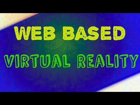 Web Based Virtual Reality - Codersvilla