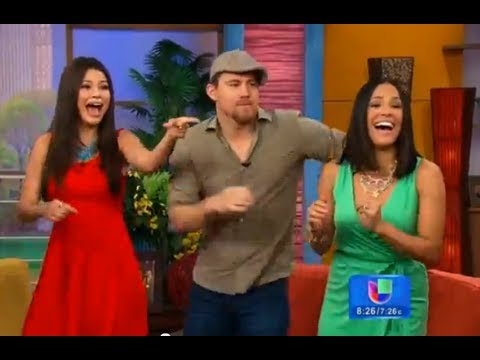 Celebrities get Latin dance fever on Univision!