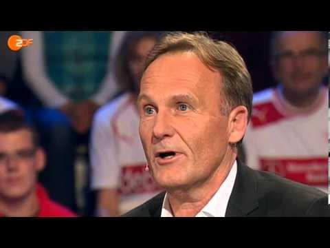 "Watzke im sportstudio: ""In mir tobt so viel Realismus"""