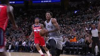 San Antonio Spurs vs Washington Wizards | October 26, 2019