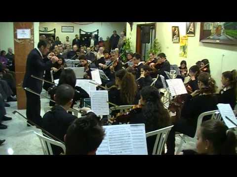 Orquesta de Cámara Manuel de Falla en el Casino de Rociana