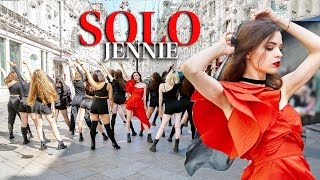Kpop In Public Jennie Solo One Take Dance Cover By Jewel Russia MP3