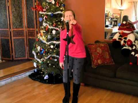 Amazing 11 Year Old Qiana Sings