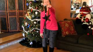 "Amazing 11 Year Old Qiana Sings ""Unwritten"" cover of Natasha Bedingfield 2004 hit song"