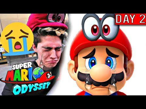 WHY SUPER MARIO ODYSSEY WILL MAKE YOU CRY