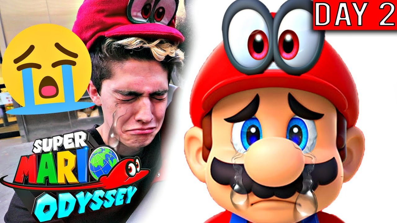 Why Super Mario Odyssey Will Make You Cry Youtube