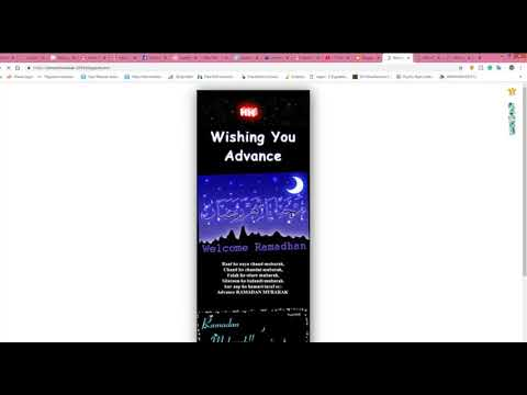 How to make wishing script On Blogger 2019| How to Upload Wishes Whatsapp Viral Script on Blogger