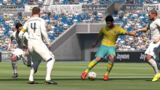 PES 2016 My Club And Online Match [PC] [Gameplay]