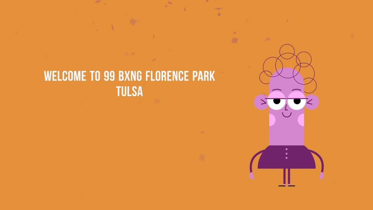 99 BXNG Florence Park Tulsa OK : Boxing Coaching Center