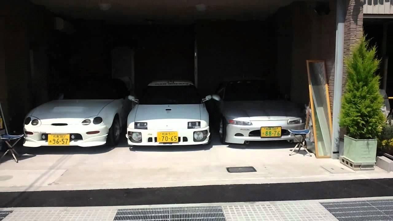平成abcトリオ Mazda Autozam Az 1 Honda Beat Suzuki Cappuccino Youtube