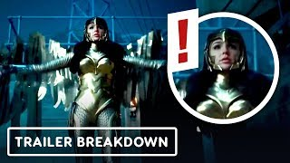 Wonder Woman 1984 Trailer Breakdown - Rewind Theater