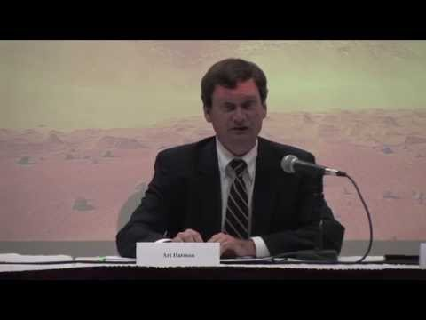 Asteroid Re-Direct Mission Debate - 19th Annual Internationa