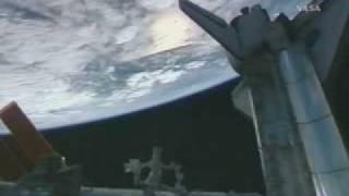Dextre,Earth watching