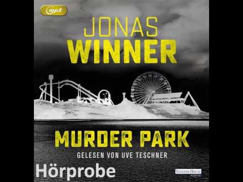 Murder Park YouTube Hörbuch Trailer auf Deutsch