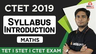 CTET 2019 - Maths - Syllabus Introduction