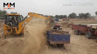 Jcb Works// Top Jcb Video// Jcb Working Video// By Mix and Mix//