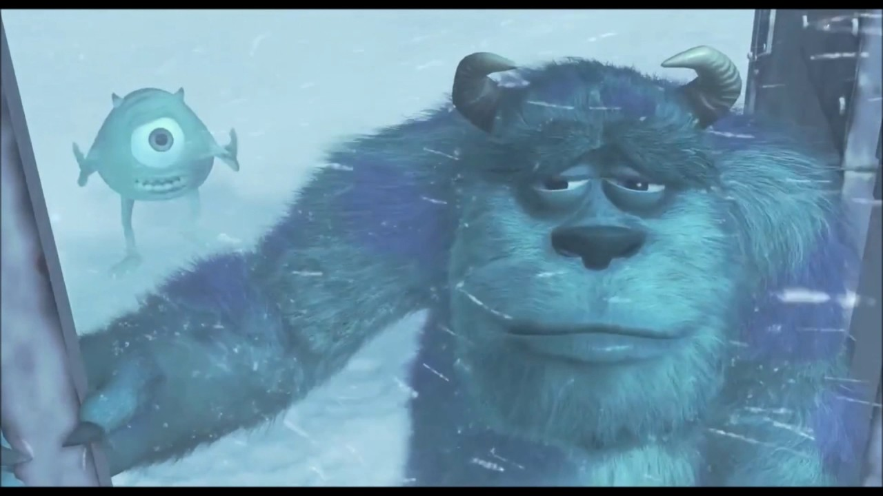 Monsters Inc Sulley And Mike Get Banished Youtube
