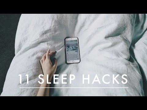 How to Fall Asleep Fast | 11 Sleep Hacks for Better Sleep 😴