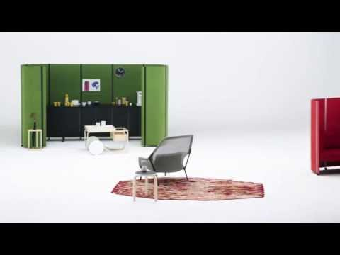 Workbays by Ronan & Erwan Bouroullec - Simplicity of Planning