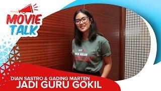 Guru-Guru Gokil Bikin Dian Sastro & Gading Marten Salut