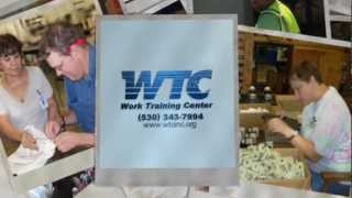 Work Training Center Agency Video - Butte County, CA - 2009