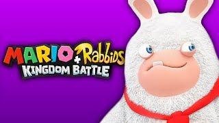 RABBID DONKEY KONG! | Mario + Rabbids Kingdom Battle