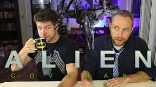 ALIEN: Covenant Review - Ridley Scott HORROR Greatness