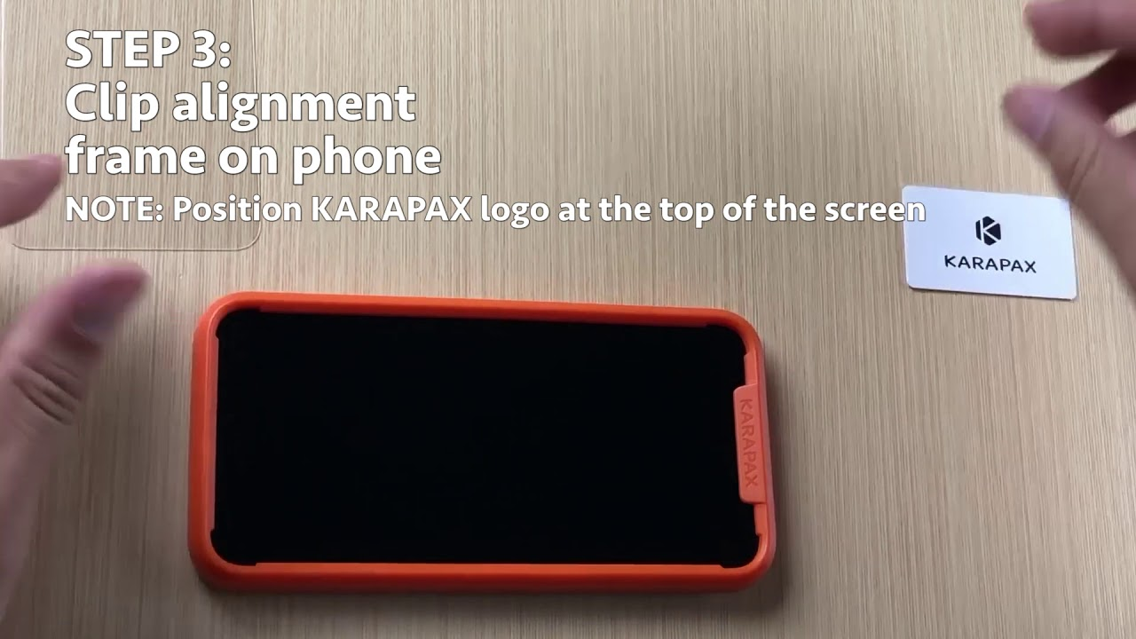reputable site 9e01d 78bf0 How to install Anker KARAPAX Screen Protector for iPhone X