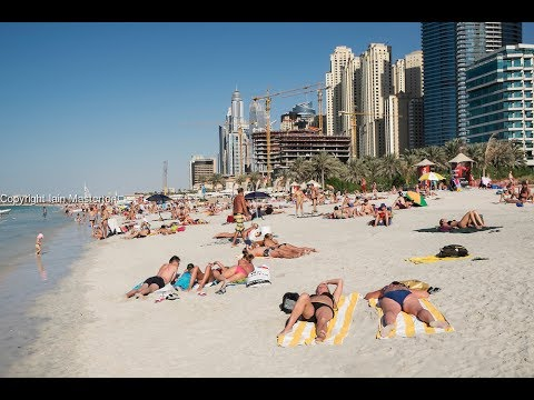 AT THE DUBAI BEACH LIVE. #KOFITVLIVE