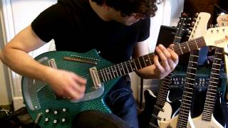 Download Rob Mastrianni - Electric Harp Guitar / Coral Sitar MP3 song and Music Video