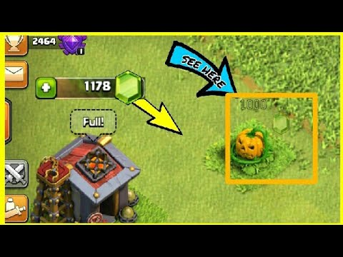 CAN I GET 1000 GEMS FROM THIS OBSTACLE?? | CLASH OF CLANS