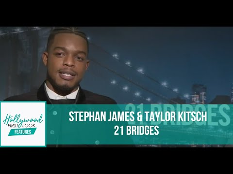 21 BRIDGES (2019) | STEPHAN JAMES & TAYLOR KITSCH With AMY CASSANDRA