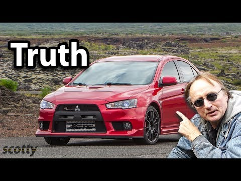 The Truth About Mitsubishi Cars