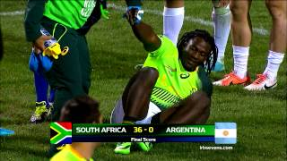 IRB Sevens World - episode 7: Las Vegas highlights 2014