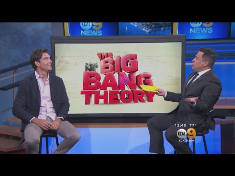 Actor Jerry O'Connell Talks About His Role On 'The Big Bang Theory