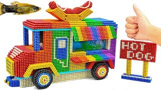 DIY - Build Hot Dog Shop Truck…