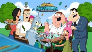 GBHBL Game Review: Animation Throwdown: The Quest for Cards (Mobile - Free to Play)